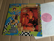 PLASTICLAND-Wonder Wonderful Wonderland-LP - 72063-1 - USA 1985