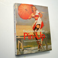 The Great American Pin-Up by Charles Martignette (2006, Hardcover) Large