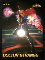 Doctor Strange : RARE non-foil Card #6 Marvel Contest of Champions Dave & Buster