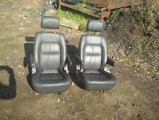 seats van conversions motorhome camper T4 T5 TRANSIT SPRINTER  LEATHER