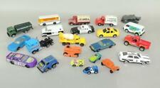 Matchbox Mastio & Misc Diecast Cars & Trucks 1/64 Lot of 22 Pieces