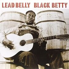 Lead Belly Euro 2lp Black Betty 2001 Folk Blues Country Blues