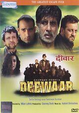 DEEWAAR: LET'S BRING OUR HEROES HOME (AMITABH BACHCHAN) ~ BOLLYWOOD DVD