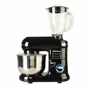 Sensio Home 2-in-1 Food Processor Blender & Stand Mixer Machine - 1300W