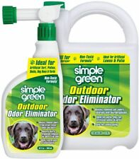 Simple Green Outdoor Odor Eliminator for Pets, Dogs, Ideal (32 oz)