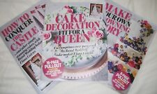 Cake Decorating Fit For A Queen - Fiona Cairns..Mail On Sunday 3 Part Series...
