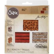 Sizzix Bigz Die Village Rooftops Tim Holtz 661197 Also Requires 660992 or 661205