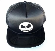 Jack Skellington Snap back Baseball Cap The Nightmare Before Christmas Trucker