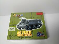 21st Century Toys M7 Priest WWII US Howitzer 1:32 Model kit Collectable NIB