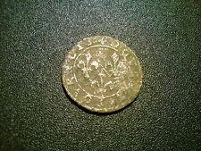 1613 FRANCIA stato Chateau-Renaud bovrbon CONTI DOUBLE TOURNOIS Coin
