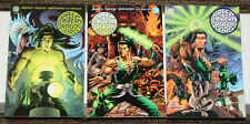 DC Green Lantern: Dragon Lord # 1-3 COMPLETE SET - Gulacy & Moench