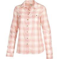 Fat Face - Women's - Classic Shirt Peach - Ivory - 100% Cotton - BNWT