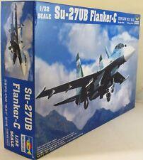 Trumpeter 1:32 02270 osipovič SUCHOJ Su-27UB FLANKER C Modellino Aereo Kit