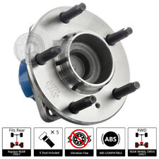 2005 CHEVROLET UPLANDER FRONT WHEEL HUB BEARING ASSEMBLY REPLACEMENT STUD ABS