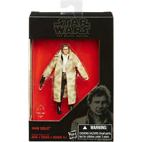 "Star Wars The Black Series 3.75"" Action Figure - Han Solo WALMART EXCLUSIVE"