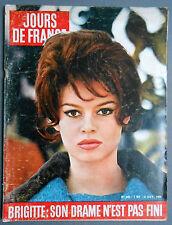 ►JDF 308-1960-BRIGITTE BARDOT-SOPHIA LOREN-FABIOLA-ELGA ANDERSEN-INGRID BERGMAN
