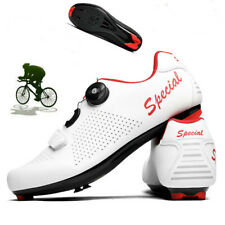 Men's Road Cycling Shoes Self-Locking Racing Bike Shoes Bicycle Racing Sneakers