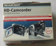 HD-CAMCORDER   SILVER CREST   **NEU**