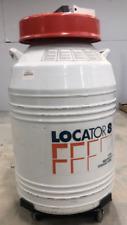 Thermolynelocator8 Cryo Biological Storage System Liquid Nitrogen Dewar Cy50975