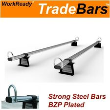 TRADE-BARS Roof Rack 2 Bars for Current Renault Trafic Low Roof (2014-onward)