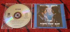 STING **Demolition Man** RARE 1993 Spain 1-TRACK PROMO CD Single THE POLICE