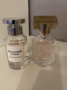 Parfum Paket Damen kaum genutzt