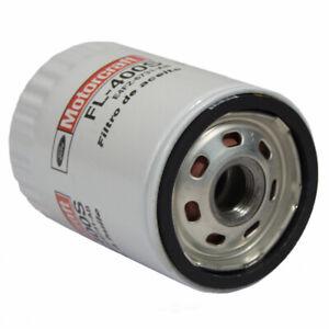 Engine Oil Filter-VIN: K, FI MOTORCRAFT FL-400-S