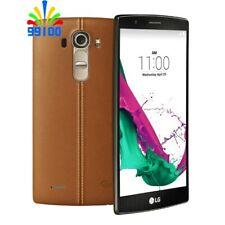 "Original Unlocked LG G4 H815 H810 Hexa Core 32GB 5.5"" Refurbished Cell Phone"