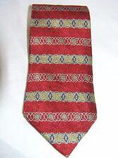Man's Necktie Metropolitan Museum of Art Red/Multi-Color  Neckwear    NICE!