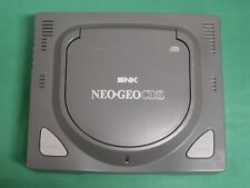 NEO GEO CDZ Console System - SNK. JAPAN GAME. NGCD CD-T02. Work fully! 00036