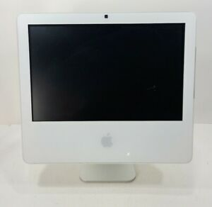 Apple IMac 17-Inch Late 2006 2GHZ 160GB Working with Screen Issues