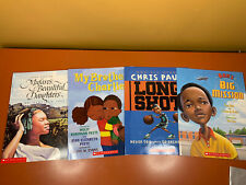 Lot Of 4 African American Children's Books