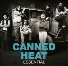 Essential 5099962376525 by Canned Heat CD