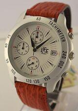 ADEC Herren Armbanduhr Uhr Quarz