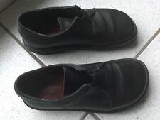 Chaussures Marithé et Francois Girbaud cuir noir taille 37