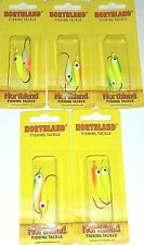 Northland Tackle 1/0 Gum Drop Floating Jigs (GDB-2-Lot of 5 pks)