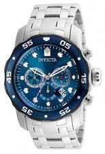 Invicta Hombres Pro Diver Cronógrafo de cuarzo 200m Reloj Acero Inoxidable 21784