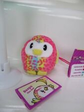 PIKMI POPS Surprise Single  Scented PLUSH - BEEPS the Owl 1-006