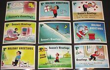 YULE LAFF © 1960 Fleer Complete 66 Card Set