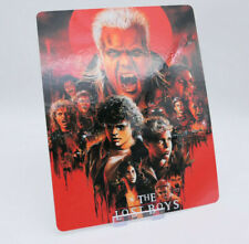 THE LOST BOYS  - Glossy Bluray Steelbook Magnet Cover NOT LENTICULAR