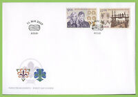 Norway 2007 Europa. Centenary of Scouting First Day Cover