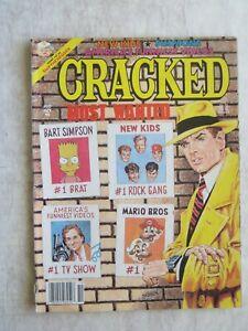 CRACKED #257 - October 1990