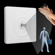 New Wall Mount Sound & Light Controlled Smart Voice Control Light Sensor Switch
