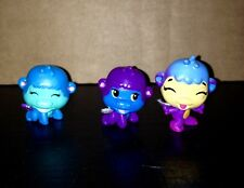 Hatchimals Colleggtibles Gorillabee Gorilla Lot Of 3, Rhythm Rainbow & Season 2