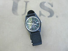 US Army Vietnam Watch Armbanduhr Mechanic Wristwatch Wind up NAM USMC Airforce 1