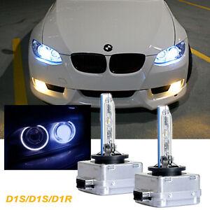 1Set D1S D1R D1C 8000K Ice Blue OEM HID Headlight Replacement Light Bulbs