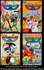 Alter Ego 1 2 3 4 Conjunto Completo Ejecutar Lote 1-4 MB