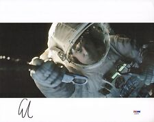 George Clooney Signed 11x14 Photo PSA/DNA COA Gravity NASA Picture Autograph