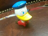 Vintage Donald Duck Head Wall Plug In Night Light Walt Disney