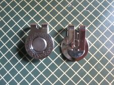 "NEW MAGNETIC BALL MARKER HAT CLIPS (2 Pack) ""Quick Ship From The USA!!"""